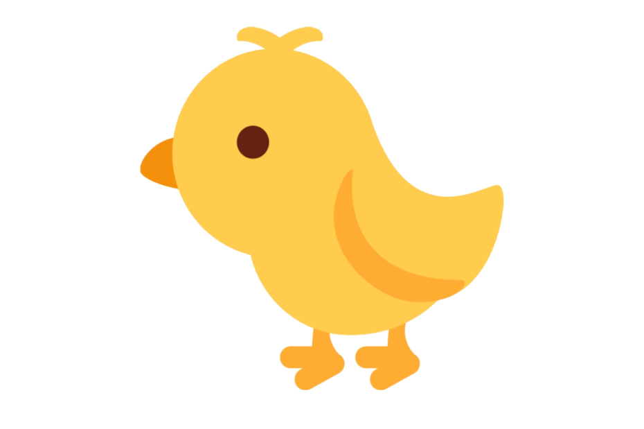 🐤 Emoji Baby Chick Copy and Paste