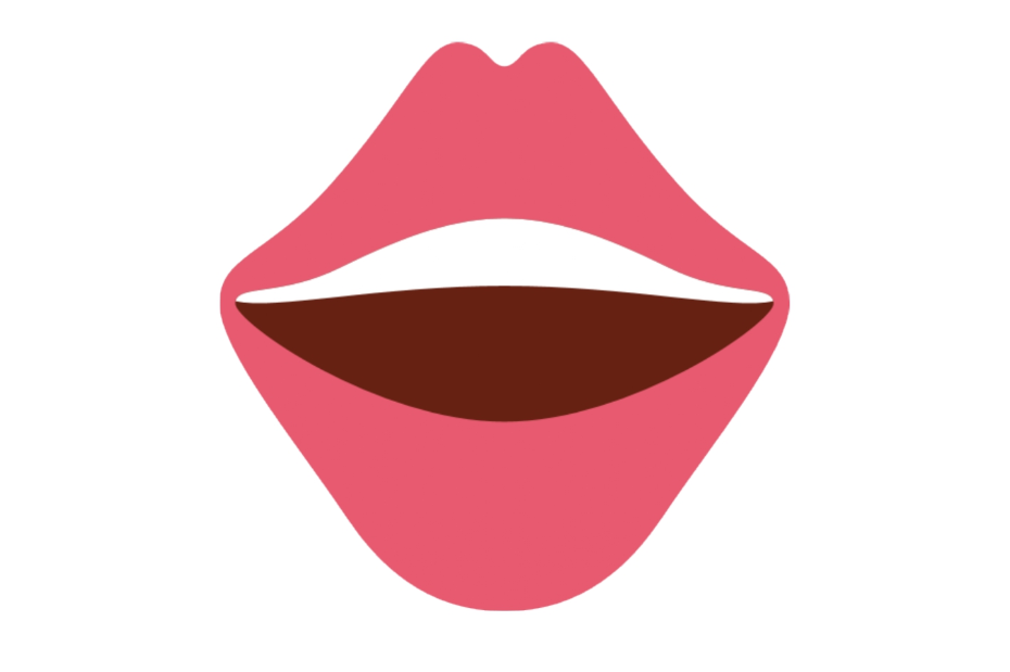 👄 Emoji Mouth Copy and Paste