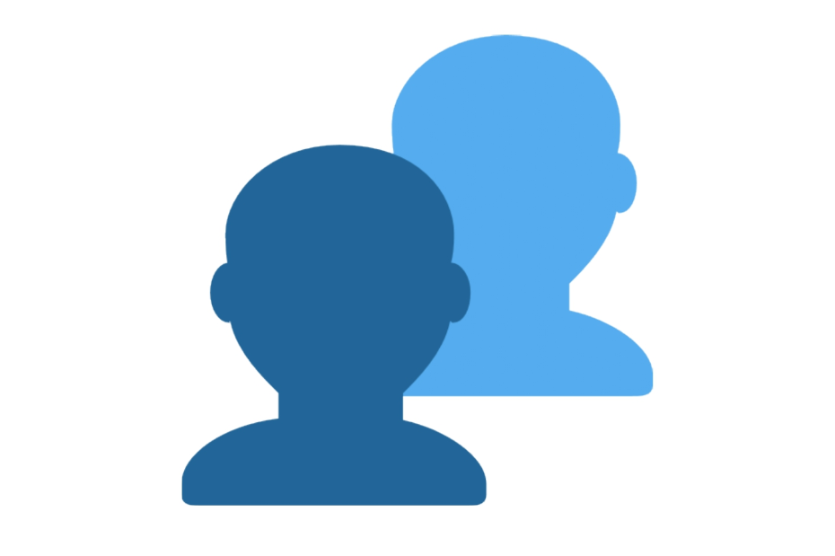 👥 Emoji Busts In Silhouette Copy and Paste