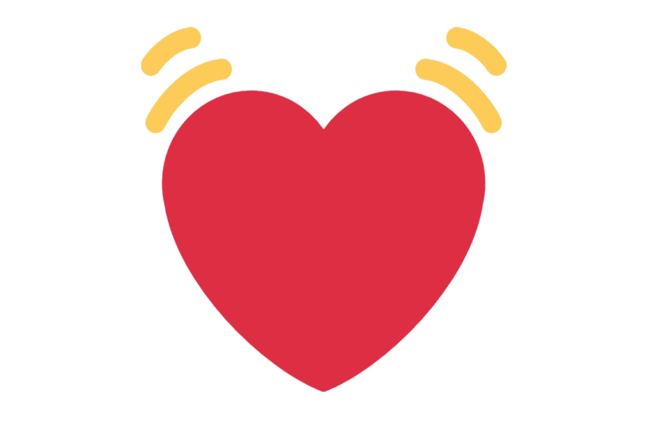 💓 Emoji Beating Heart Copy and Paste