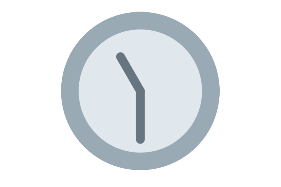 🕦 Emoji Clock Face Eleven-Thirty Copy and Paste