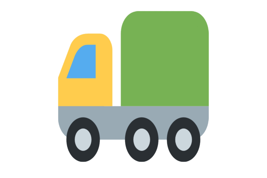 🚛 Emoji Articulated Lorry Copy and Paste