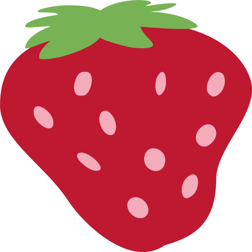 🍓 PNG